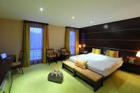4* Anna Grand Hotel akciós szép kétágyas szobája Balatonfüreden