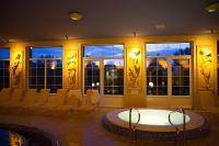 Bellevue Hotel Esztergomban wellness hétvégére szaunával, jacuzzival, úszómedencével