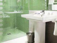 Tiszta szép fürdőszoba a 4* Bodrogi Kúriában Inárcson