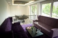 Hotel Bonvino kávézója Badacsonyban wellness részleggel, félpanzióval