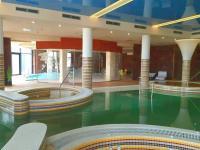 Borostyán Med Hotel Nyíradony óriási thermal és wellness részleggel