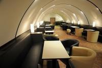CE Plaza Hotel kávézója Siófokon elegáns és luxus környezetben