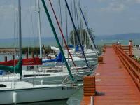 Club Aliga - Balatonaliga - Yacht kikötő - Yacht Club Balatonaliga - Balatonvilágos