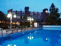 Termál Hotel Bük szabadtéri medence - Danbius Wellness Termál Hotel Bük Danubius Health Spa Resort Hotel Bük - Termál és wellness szálloda Bükfürdőn all inclusive akciós áron  - Bükfürdő