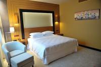 Hotel Sheraton kétágyas szobája Kecskeméten