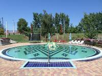 Fűzfa Hotel és Pihenőpark Poroszló - Termálvizes medence a Tisza-tó partján