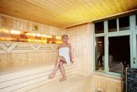 Glorius**** Hotel szaunája Makón wellness hétvégére