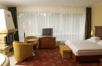 Grand Hotel Galya - Akciós delux szoba félpanzióval wellness hétvégére Galyatetőn