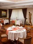 Étterem a 4 csillagos Kálvária  luxushotelben Győrben