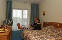 Hunguest Hotel Aqua-Sol kétágyas akciós szobája Hajdúszoboszlón