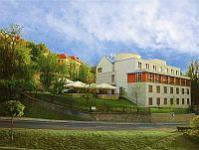 Hotel Castle Garden - új 4 csillagos szálloda a Várnegyedben Budapesten