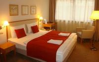 Szállodai szoba a 4 csillagos budai Hotel Castle Gardenben