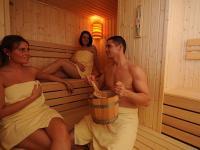 Hotel Flóra szaunája Egerben wellnesst kedvelőknek