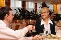 Étterem a Freya*** Hotelben Zalakaroson félpanziós ellátással