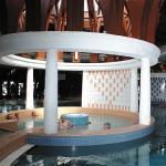 Termálvizes medence a zalakarosi gyógyfürdőben - Hunguest Hotel Freya