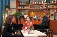 Hotel Griff Budapest drink bárja Budán a XI kerületben