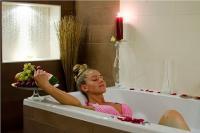 4* Wellness Hotel Gyula kényeztető aromafürdője