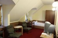 Hotel Három Gúnár**** - classic kétágyas szoba Kecskemét szívében