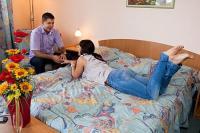Hotel, szállás a Balatonnál - Hotel Kristály Keszthely