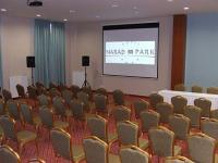 Konferenciaterem, tárgyalóterem Mátraszentimrén, rendezvényterem  a Narád Park Hotelben