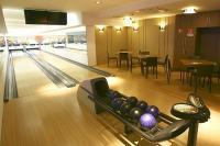 Bowling pálya a Vital Hotel Nautis wellness hotelben Gárdonyban
