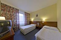 Hotel Palatinus superior kétágyas szobákat kínál elérhető áron Sopronban