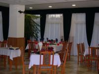 Hotel Pontis étterme Biatorbágyon
