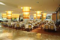 Aquaworld Resort Hotel Budapest elegáns éttereme az új 4 csillagos wellness hotelben Budapesten az M0 nál