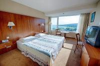 Hotel Bál Resort 4* elegáns kétágyas szobája Balatonalmádiban