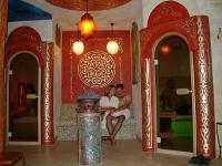 Sauna a Pápai Villa Classica szállodában wellness hétvégére