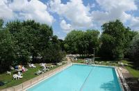 Szabadtéri medence a Hotel Hőforrásban Hajdúszoboszlón