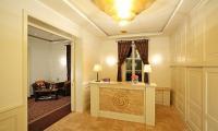 Balatonfüredi szállodák és hotelek közül az Ipoly Hotel Residence kiemelkedő luxus apartman szálloda wellness szolgáltatással