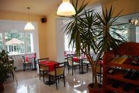 Hotel Kakadu***  szép étterme Keszthelyen