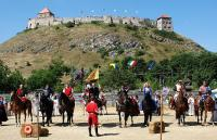 Sümegi várjátékok a Hotel Kapitány és a Sümegi vár közelében