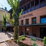 Hotel Komló Gyula**** - Akciós hotel Gyulán Gyógyfürdőnél