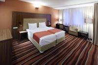 Hotel Makár akciós hotelszobája Pécsett, wellness szolgáltatással és félpanzióval