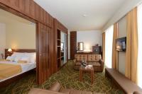 Bonvital Wellness Gastro Hotel Hévíz, romantikus és elegáns apartmanja akciós áron