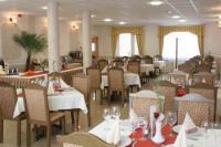 Nefelejcs Hotel Étterme félpanziós ellátással, akciós áron Mezőkövesden