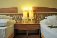 Park Hotel*** Gyula akciós különágyas szobája online megrendeléssel Gyulán