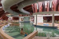 Zalakarosi gyógyvíz a Gránit Gyógyfürdőben átjárással a szállodába