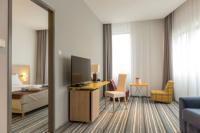 Park Inn Sárvár Resort Spa Hotel - modern és szép hotelszoba Sárváron
