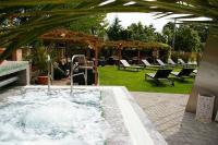 Hotel Residence Siófok nagy wellness részleggel Siófokon