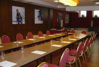 Rendezvényterem, konferenciaterem, tárgyalóterem Visegrádon a Royal Club Hotelben
