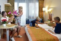 Hotel Sopron akciós szabad szobája félpanzióval csomagban