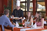 Hotel Sopron étterme elegáns környezetben Sopronban