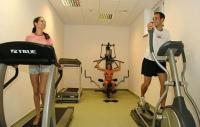 Szilvasvaradi szálloda fitness terme - sport és szabadidős szolgáltatások