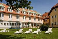 Mosonmagyaróvári Termál Aqua Hotel kertje - Thermál Hotel Aqua