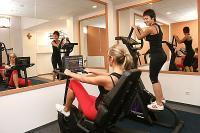 Fitness terem Egerben a hotel Villa Völgyben - 4 csillagos egri szálloda, szálláshely Egerben a Villa Völgy Hotelben