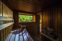 Patak Park Hotel szaunája Visegrádon akciós wellness hétvégére