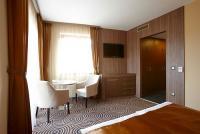 Sándor**** Hotel**** akciós kétágyas szobája Pécsen
